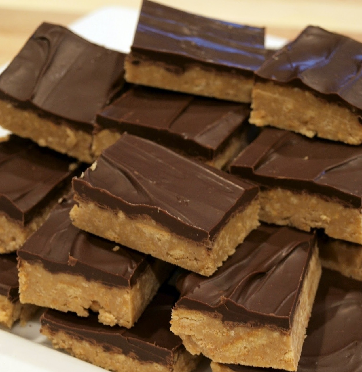 Twirl and Taste: Peanut Butter Reese Squares - my favorite Christmas ...