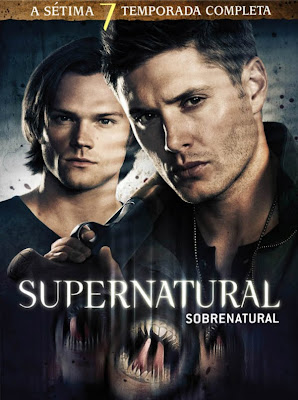 Supernatural - 7ª Temporada Completa - DVDRip Dual Áudio