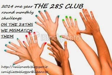 28's Club challenge