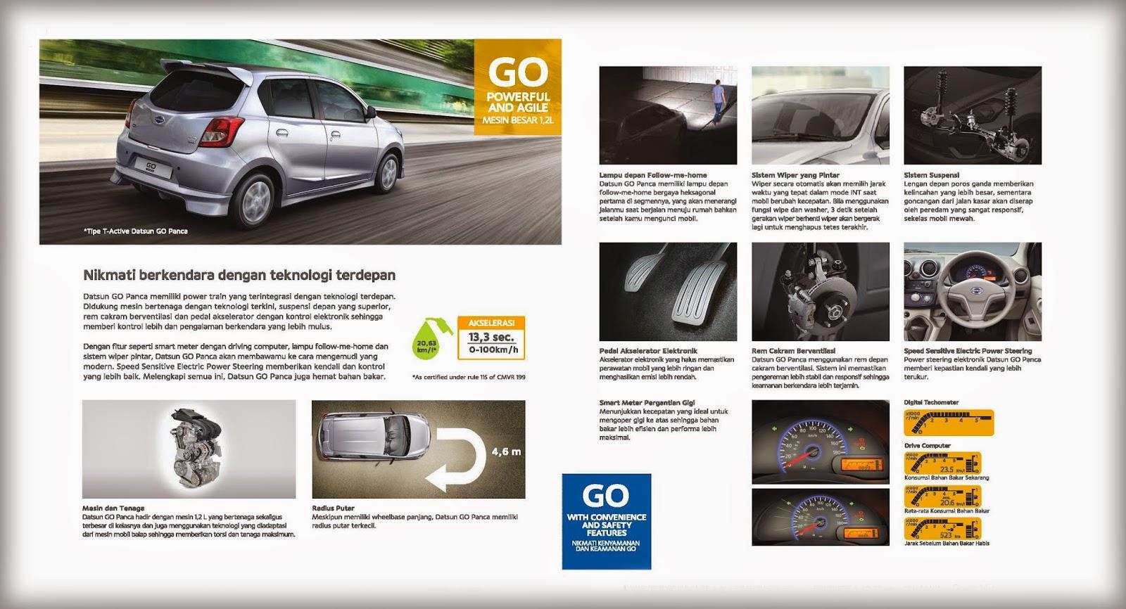 Promo Nissan Datsun DP Murah: Review dan Spesifikasi ...