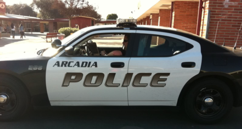 Sierra Madre Tattler >> The Sierra Madre Tattler!: Arcadia Police Night Patrols In Sierra Madre Is On The Arcadia City ...