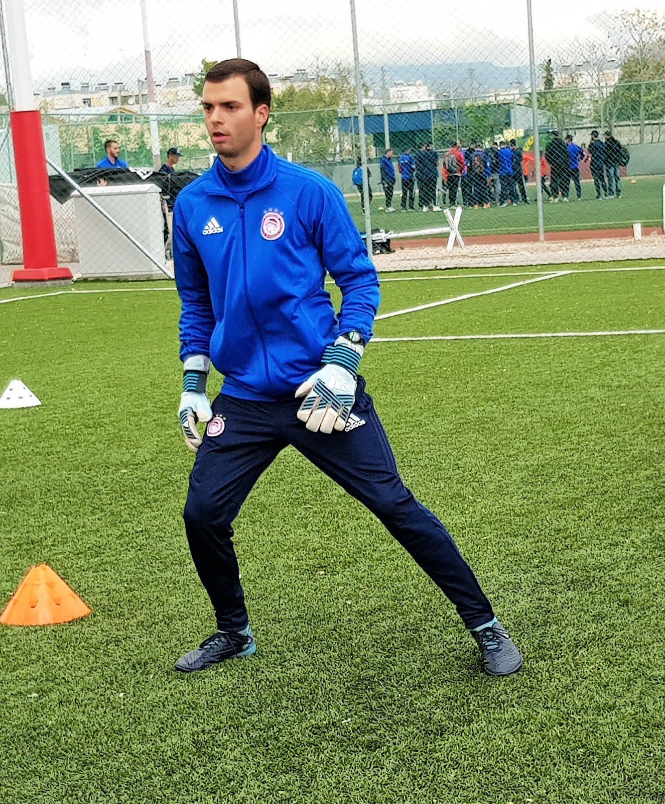 Olympiacos FC Academy Seminar