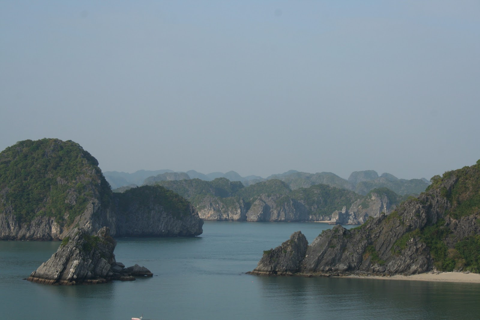 Getting To Cat Ba Island Vietnam
