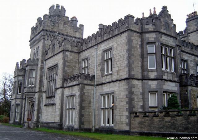 Mansión del castillo de Kylemore