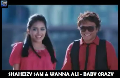 Shaheizy Sam feat. Wanna Ali - Baby Crazy MP3