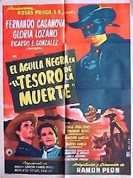 ÁGUIA NEGRA E O TESOURO DA MORTE - 1953