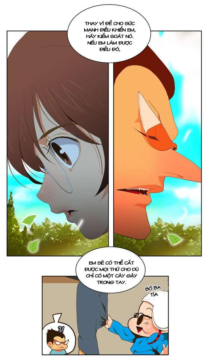Chúa tể học đường chap 39 - Trang 16