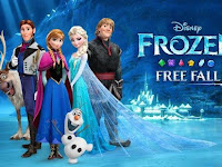 Frozen Free Fall 3.3.0 Mod unlocked Apk With Data Download