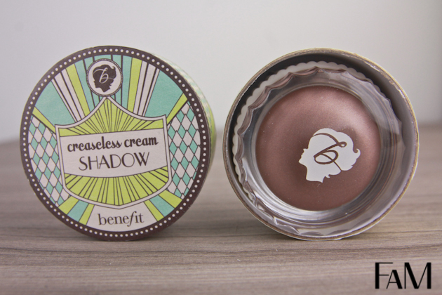 Benefit Creaseless cream No Pressure Swatches review beauty blog futilitiesandmore futilities and more
