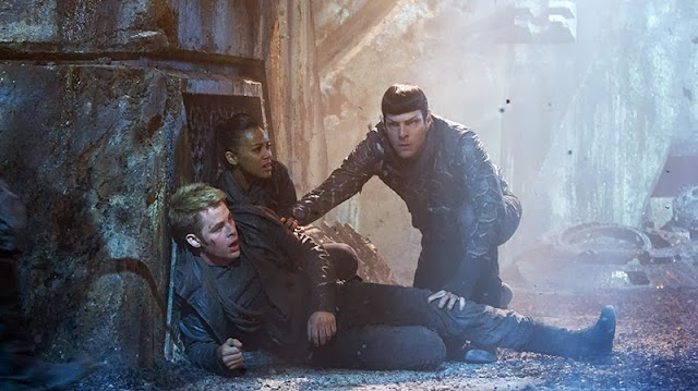 Star Trek Into Darkness Review - 1