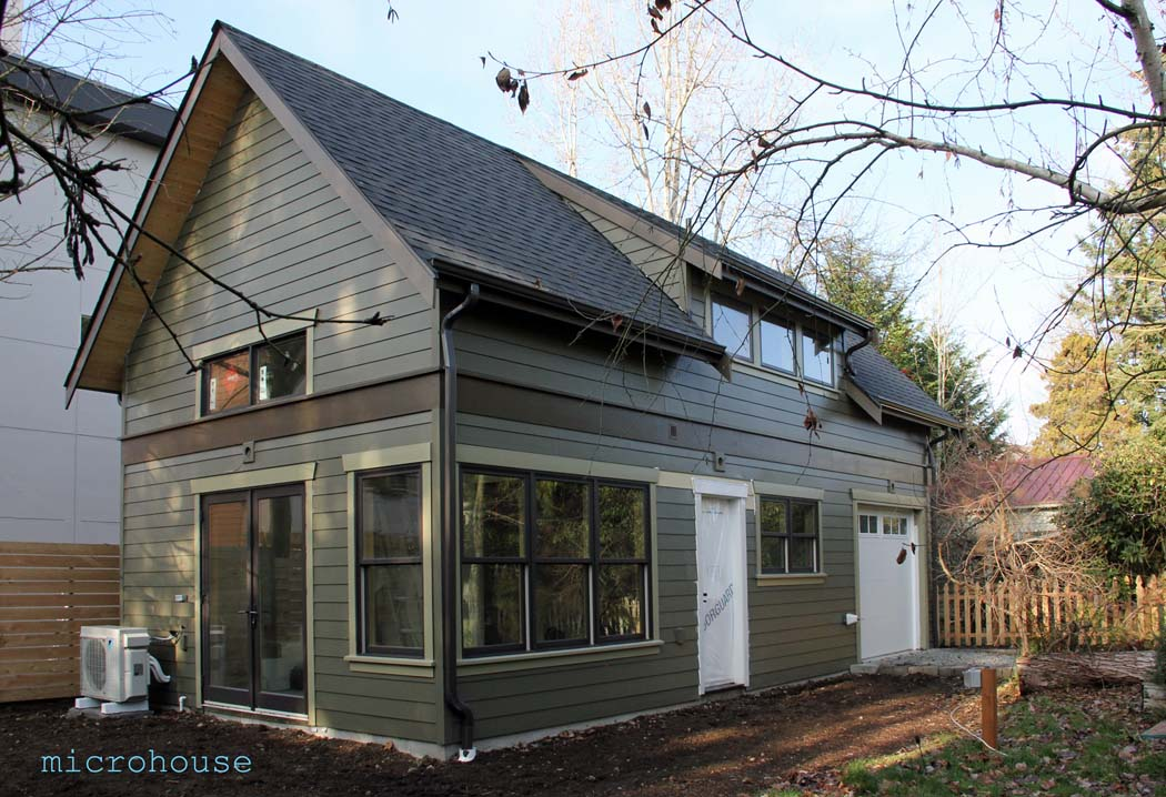 Backyard cottage blog january 2016 for Backyard cottage seattle