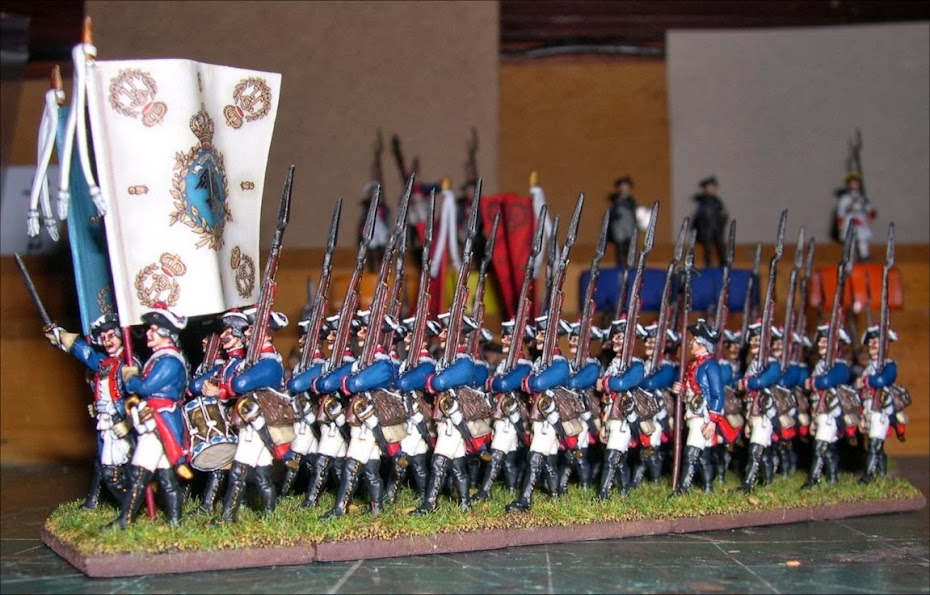 IR20 Prussian Musketeer Battalion