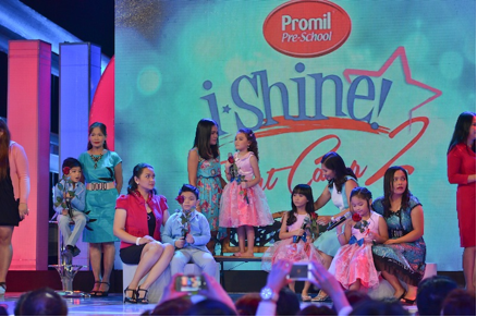 Press Release: 2013 Promil Pre-School i-Shine Talent Camp Grand i-Shiner Revealed!