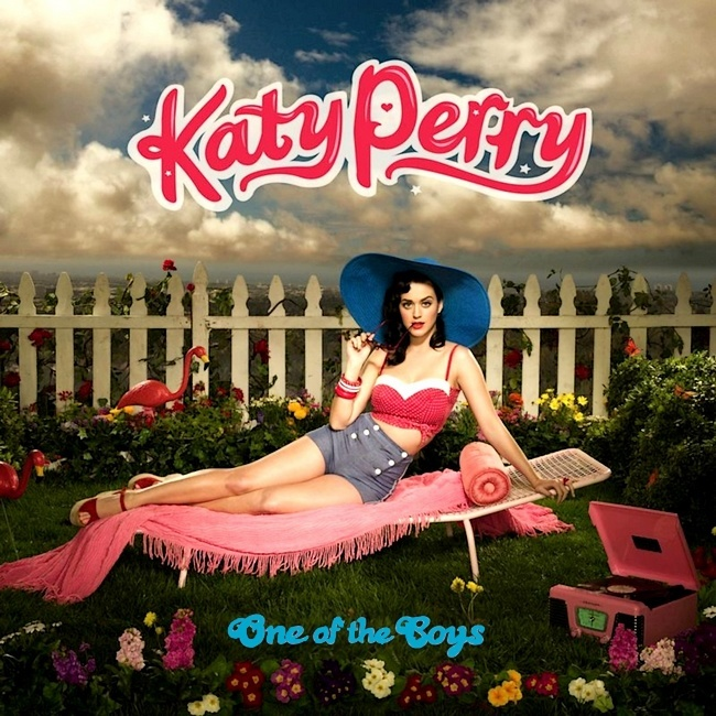 one boys California Gurls – Katy Perry