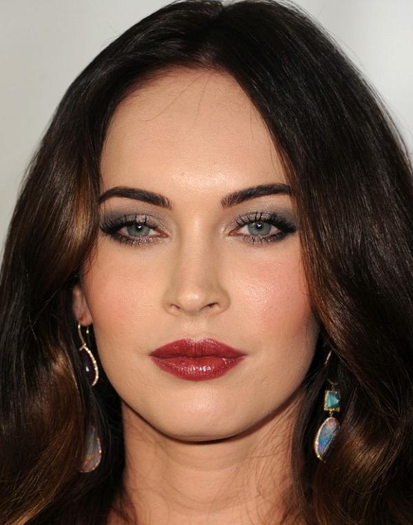 Megan Fox: Celebrity Makeup looks
