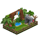 FarmVille Brand New Extinct Animal Zoo Icon
