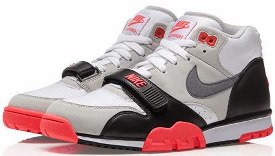 529801752118 Nike Air Trainer 1 Mid Premium QS