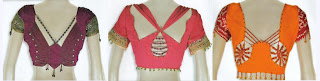 Saree Blouse Back Design Ideas - Choli Back Designs - 2012 Blouse Design Ideas