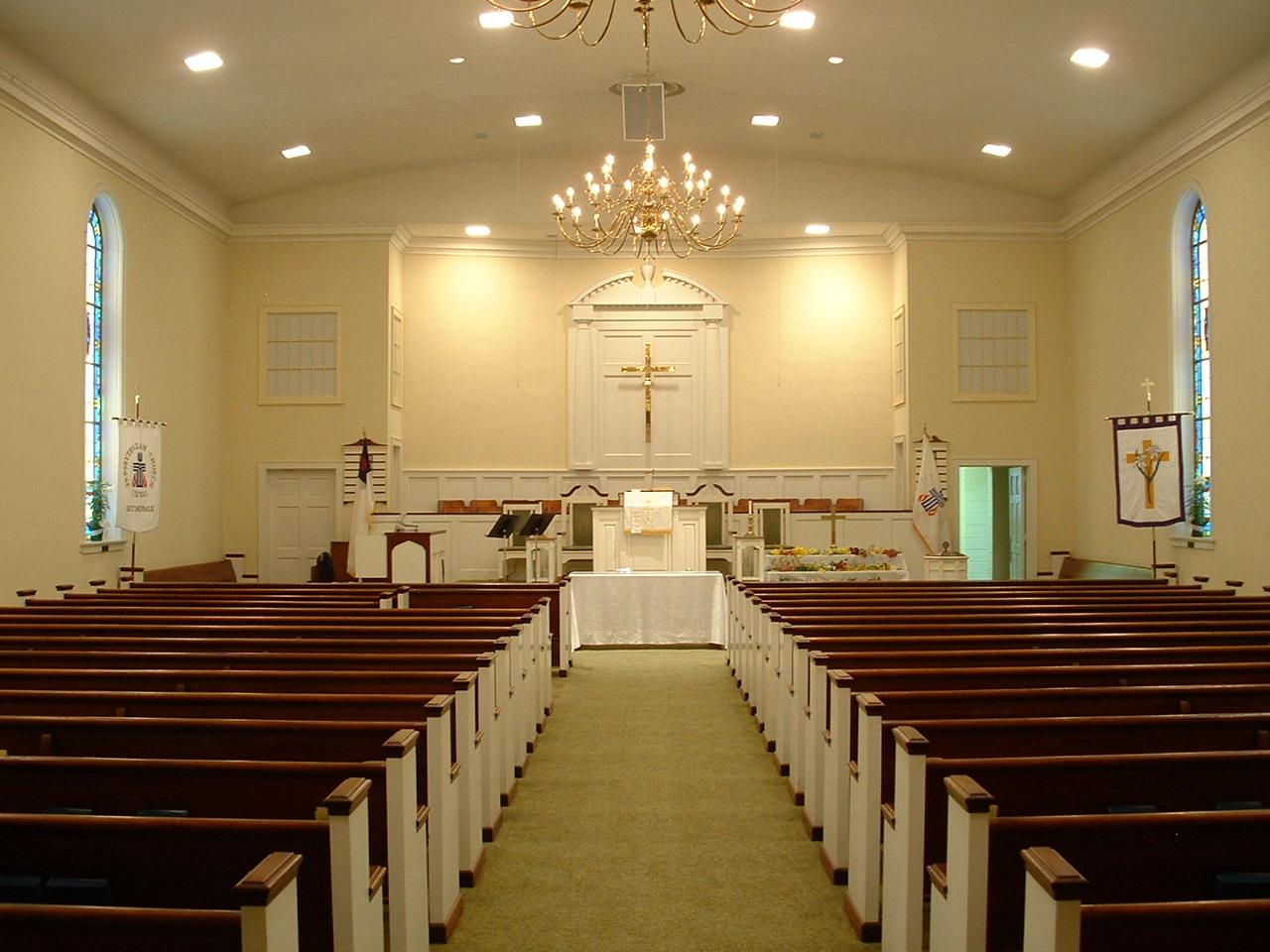 Church Sanctuary Design Ideas Churches have always been