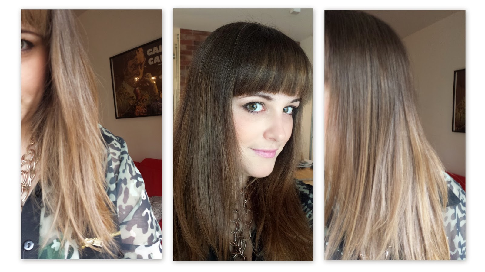 ombre hair colouring by muse of london