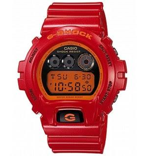 Jam Tangan CASIO G Shock DW-6900CB-4
