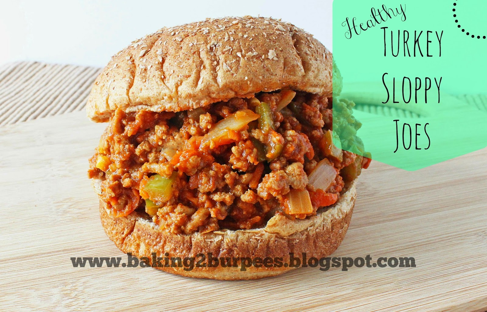 Erin Traill, diamond beachbody coach, clean sloppy joes, sloppy joes, clean eating, healthy recipe, crock pot recipe, quick healthy meal, clean eating sandwich, fit mom, nurse, pittsburgh