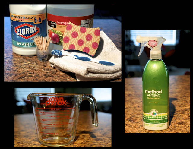how to clean your dishwasher with vinegar and bleach