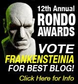 <i>Rondo Award Nominations!</i>