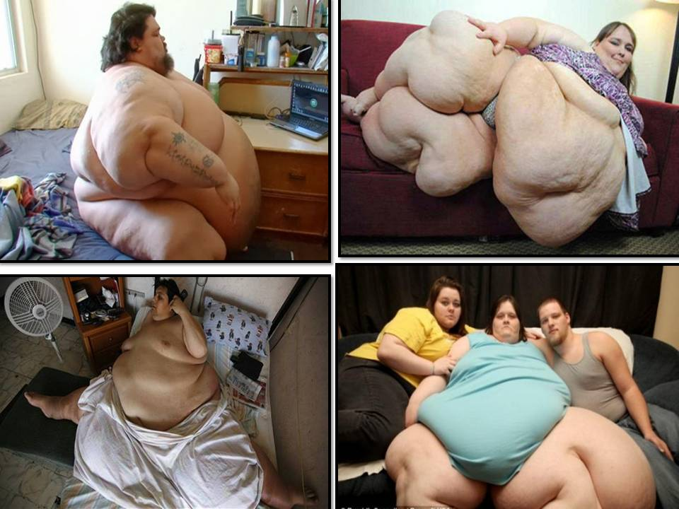 The heaviest people in the world