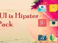 Iride UI is Hipster Icon Pack Apk v1.2.2