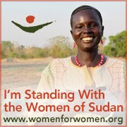 I'm Standing With the Women of Sudan
