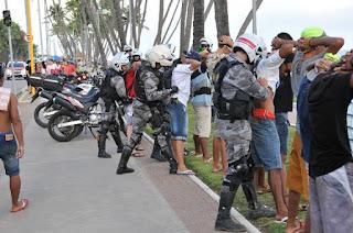 Segurança Pública contabiliza cinco dias sem crimes violentos em Maceió