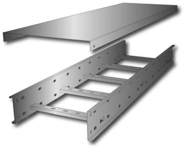 Batangan Kabel Ladder