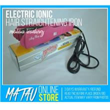 Electric Ionic - Hair Straightening Iron