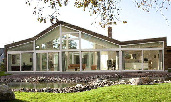 Home design ideas and inspirations beautiful high class for Modern glass house floor plans