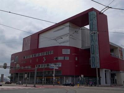 Luxor Theater (Teatro Luxor) de Rotterdam