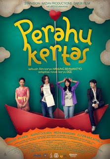 DOWNLOAD FILM PERAHU KERTAS 2012
