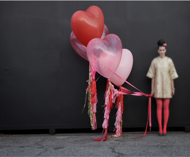 balões gigantes