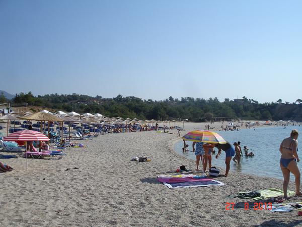 Thassos - Tripiti Beach