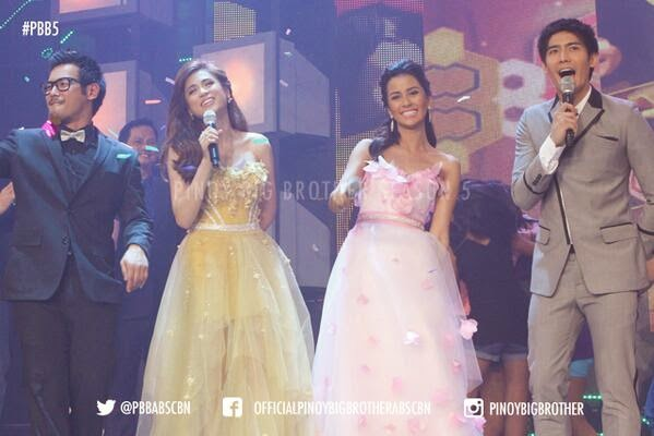 PBB Season 5 PBB All In hosts