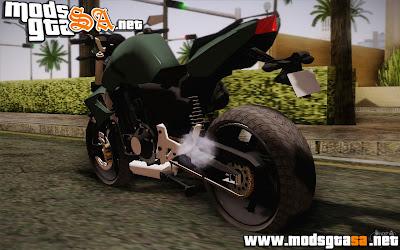 SA - Yamaha FZ6