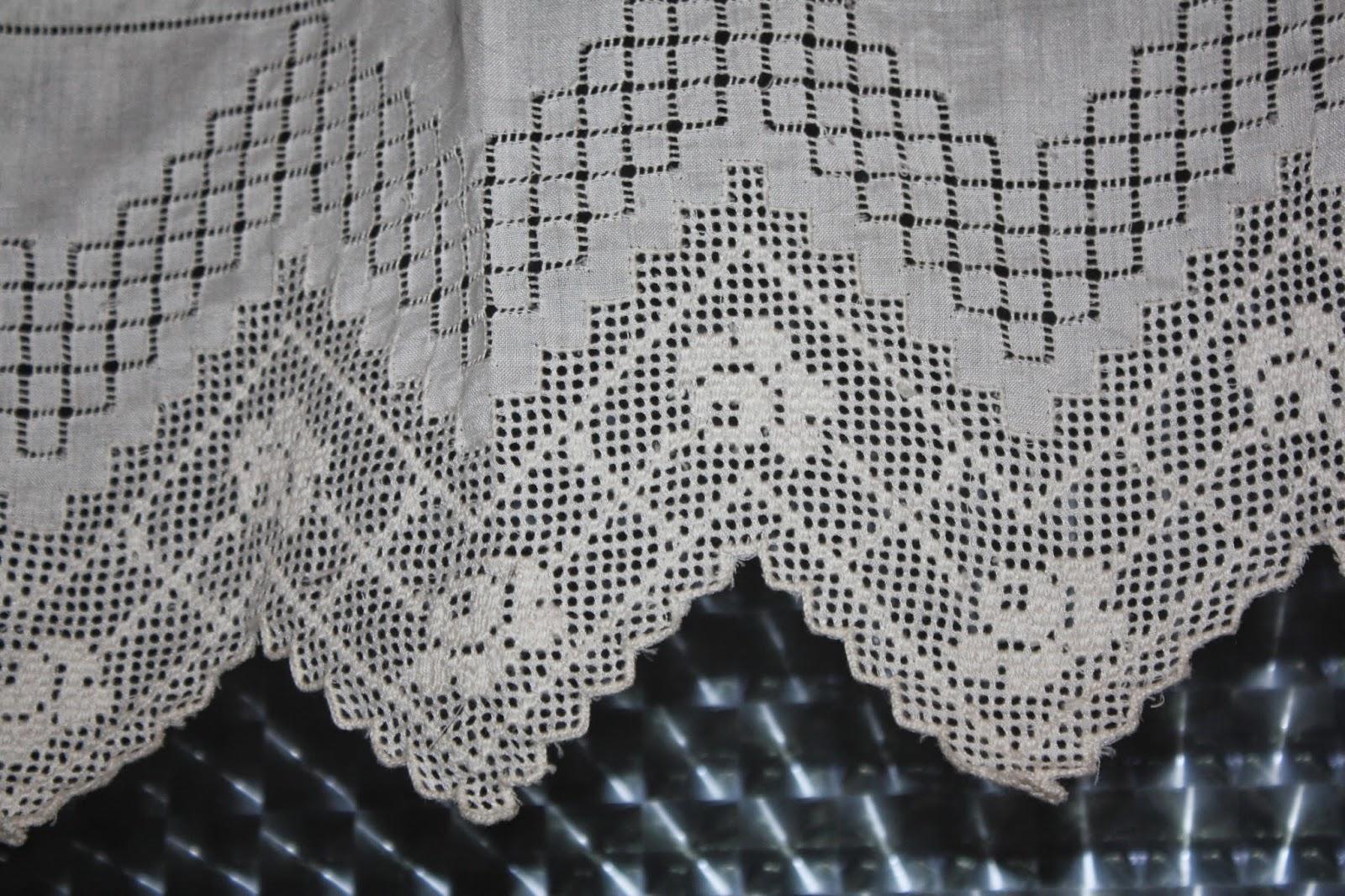 Fraupatchwork Y Sus Ositos Crazy Patchwork Rag Quilt Etc Etc  ~ Cortinas De Ganchillo Para Baño