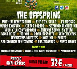 Balance del festival En Vivo 2013 de Bilbao