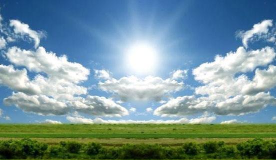 Sumber daya alam udara dan matahari