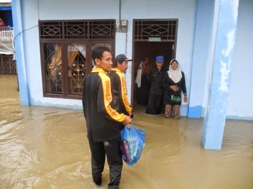 Aceh Utara masih terendam banjir