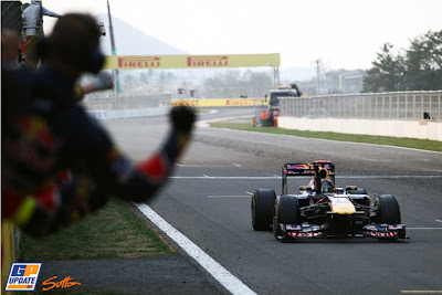GP da Coreia do Sul de Formula 1, Yeogam em 2011 - by gp update/guardrailf1.com