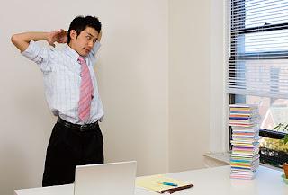 Take Short Breaks at Work