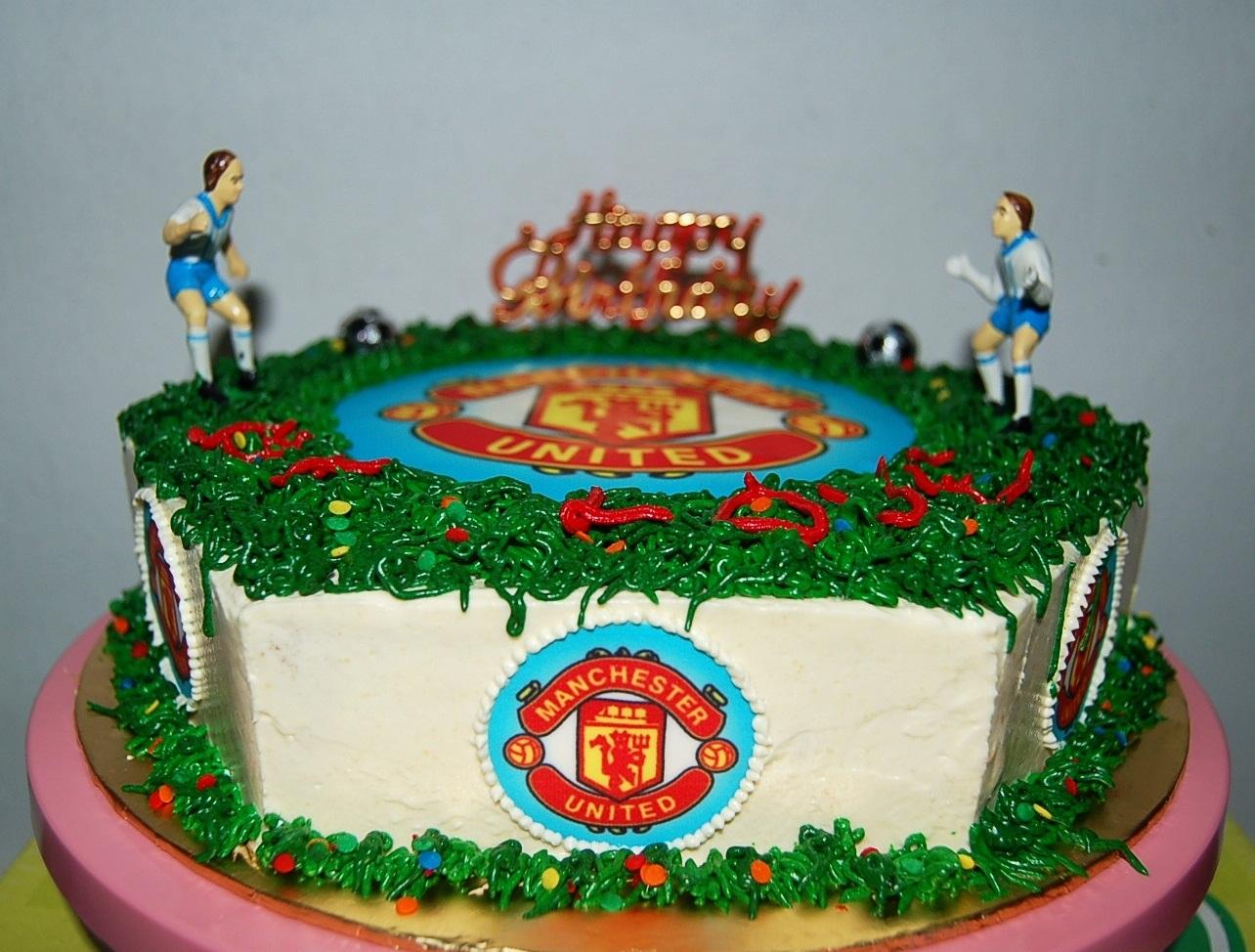 Mdv Elegant Delicacies Football Club Butter Cake