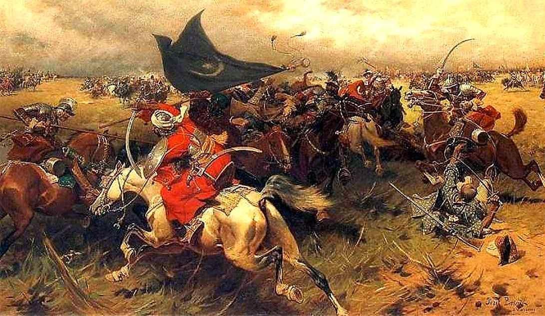 Desde o início a vontade do Islã foi invadir, destruir e matar.
