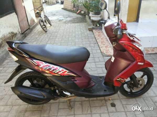 Yamaha Mio Soul Th2010 Kredit Dp Murah  Yadnya Motor     Yamaha